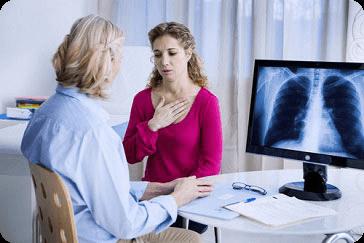 Диагностика аневризмы грудной аорты