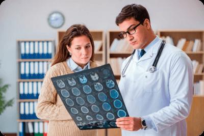 Диагностика медуллобластомы