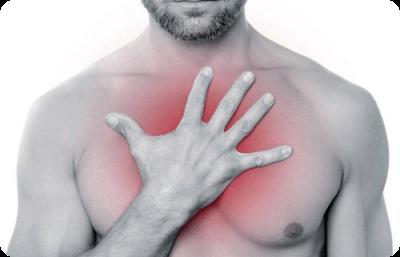Диагностика рака грудной железы у мужчин