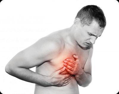 рака грудной железы у мужчин