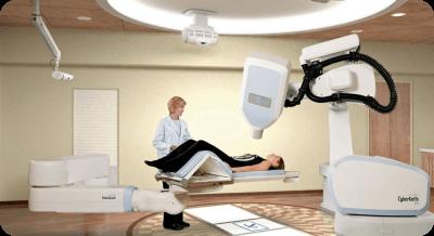 Радиохирургия легких