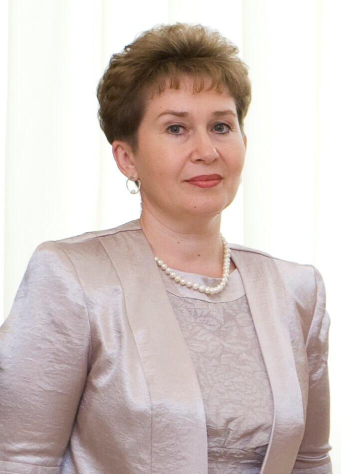 Марина Альбертовна