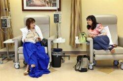 В Израиле химиотерапия